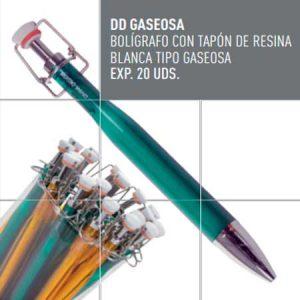 Bolígrafo tapón de resina Divine Design