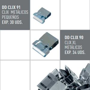 Clix metálicos DD CLIX 91