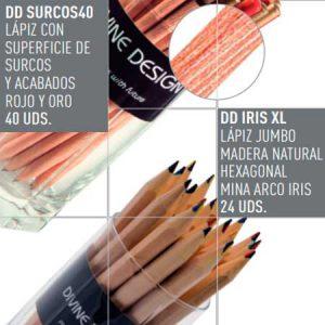 Lápices DD SURCOS DD IRIS XL
