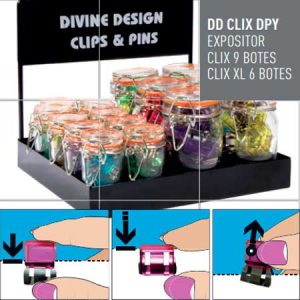 Expositor DD CLIX DPY