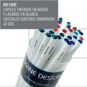 Lápices tintados DD CHIC